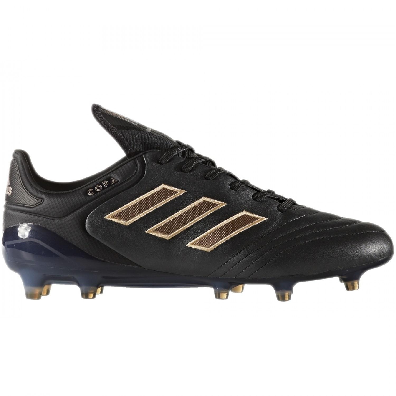 buy popular 3d8c5 73baf adidas Copa 17.1 FG Herren Fußballschuhe Nocken schwarz gold
