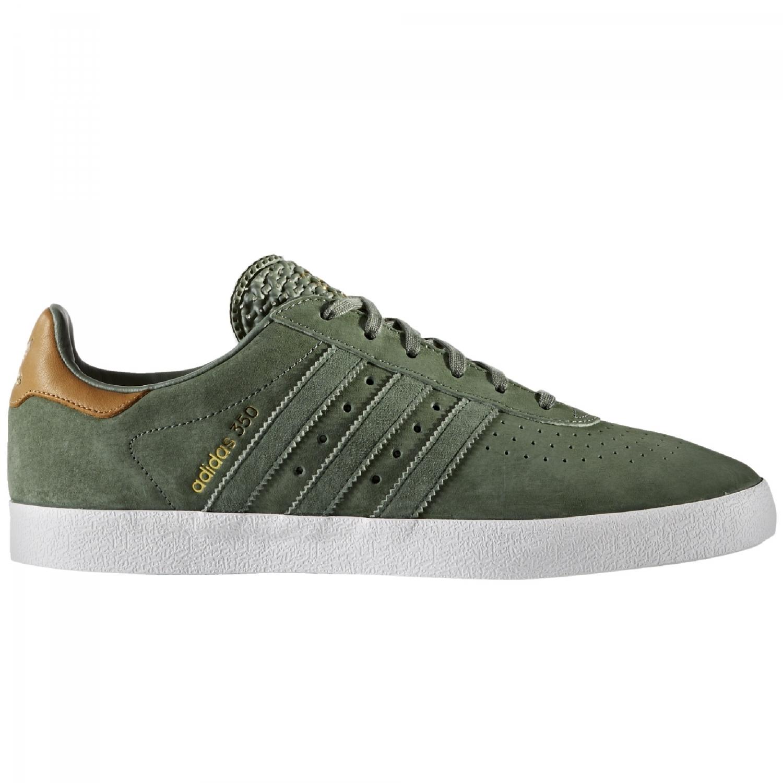 05be155a279687 adidas Originals 350 Sneaker Herren Freizeitschuhe grün Lifestyle ...