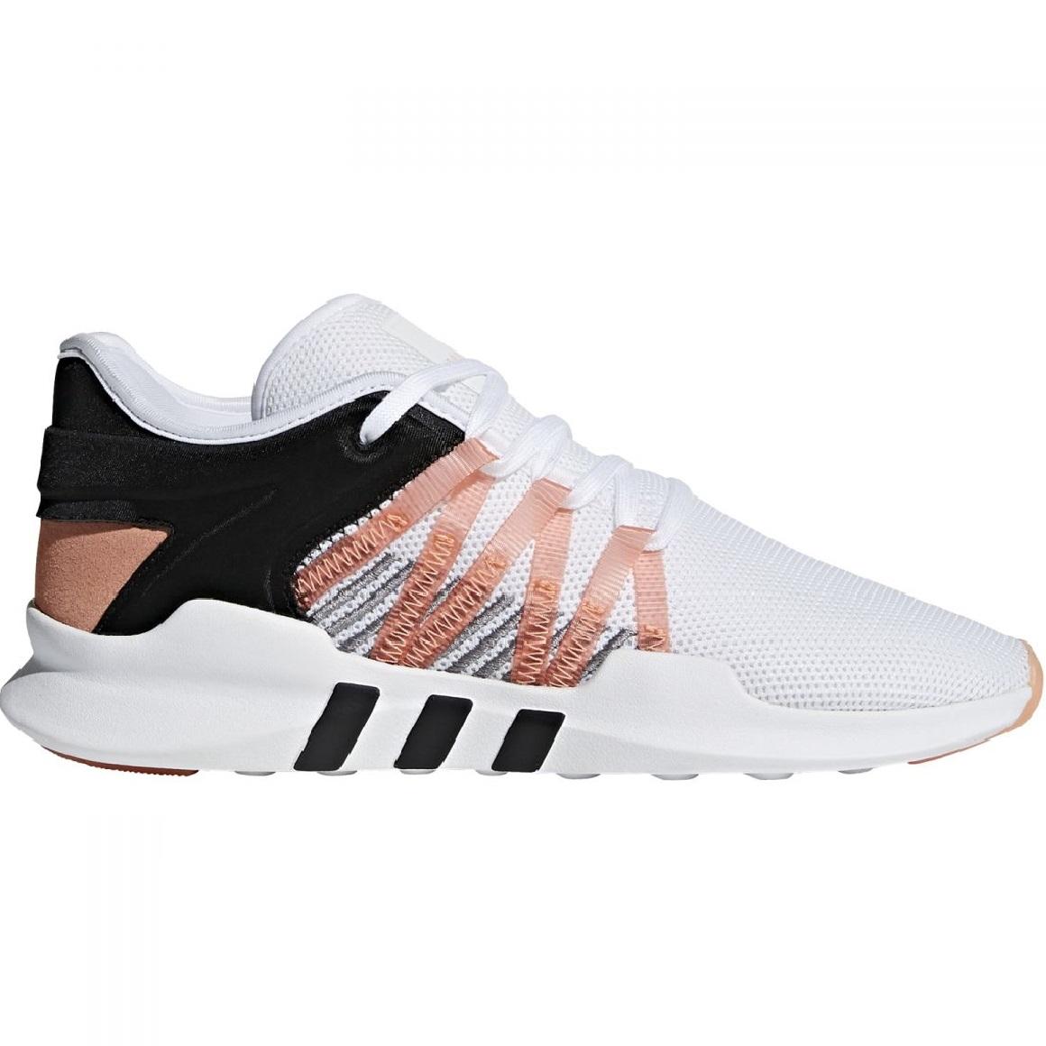 timeless design 60a34 16c40 adidas Originals EQT Racing ADV Sneaker. Damen Schuhe weiß coral