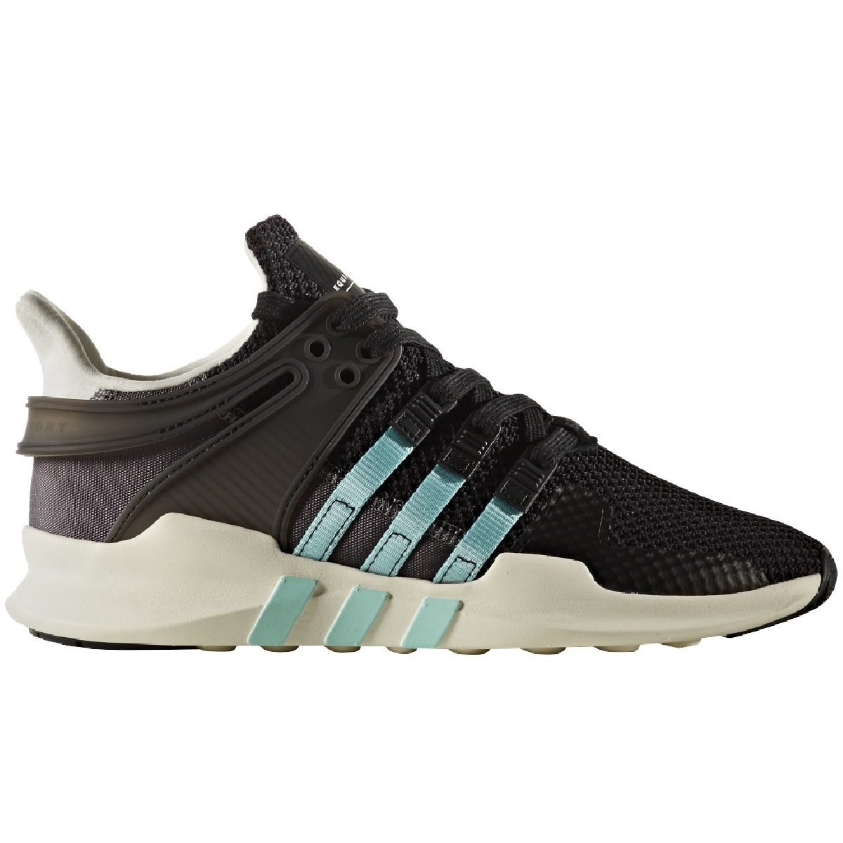 836581d004 adidas Originals Equipment Support Adverve Damen Sneaker EQT schwarz ...