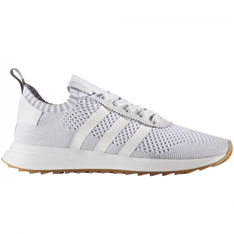 e2909cb2c51 adidas Originals Flashback PK Sneaker Damen Freizeitschuhe weiß grau ...