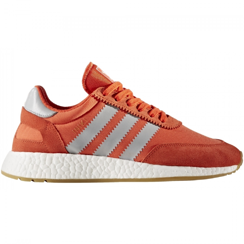 7f755229504857 adidas Originals Iniki Runner Sneaker Damen Freizeitschuhe orange ...