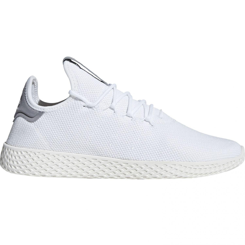 Details zu adidas Originals Pharrell Williams Tennis HU Sneaker Herrenschuhe weiß B41793