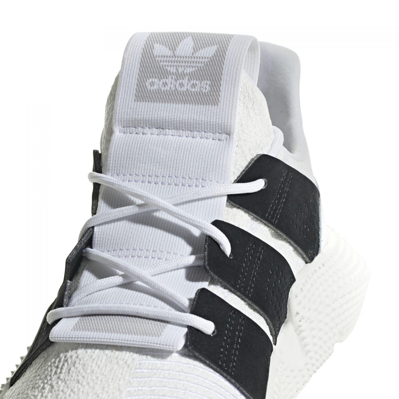 Details zu adidas Originals Prophere Sneaker Herren Schuhe weiß schwarz D96727