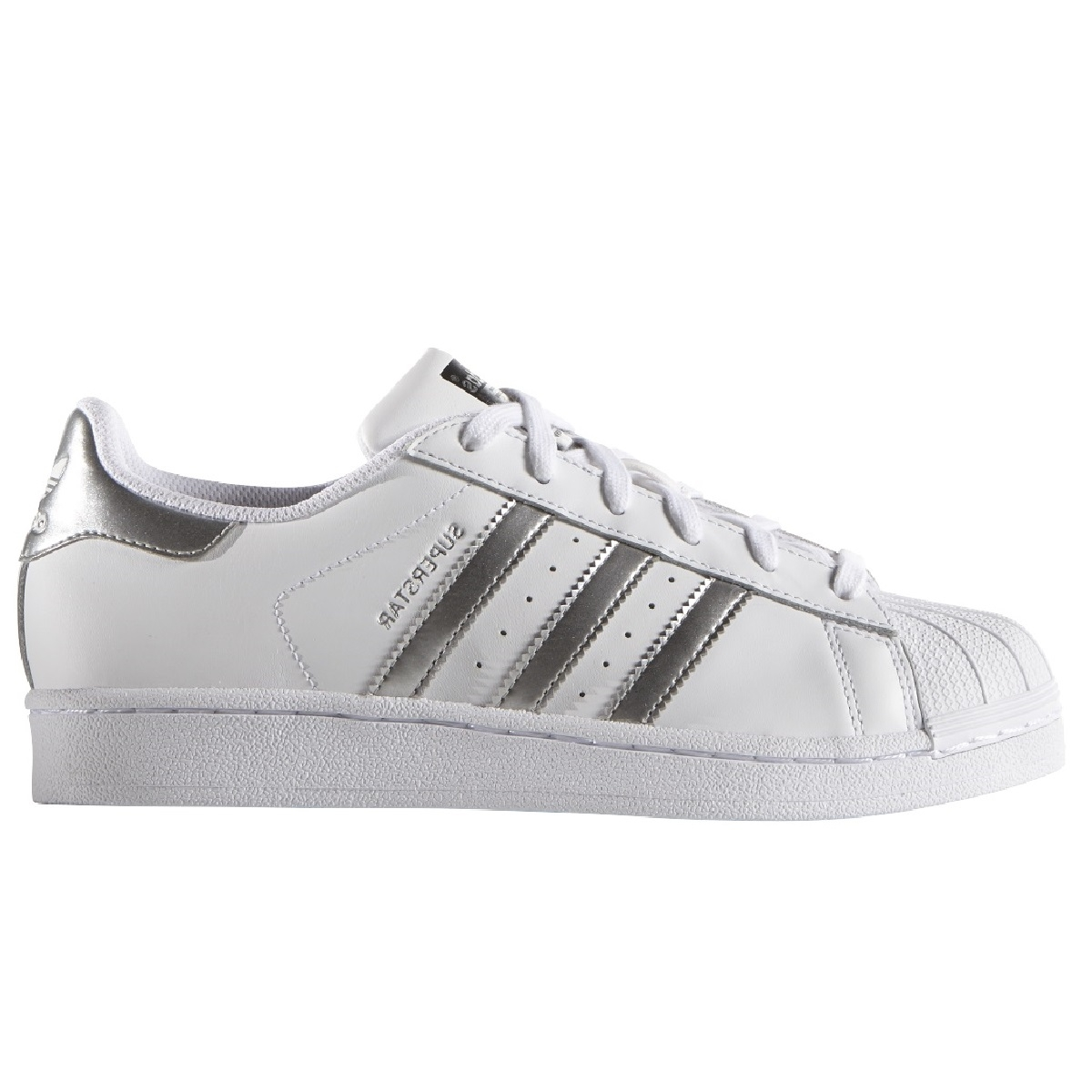 adidas superstar damen silber