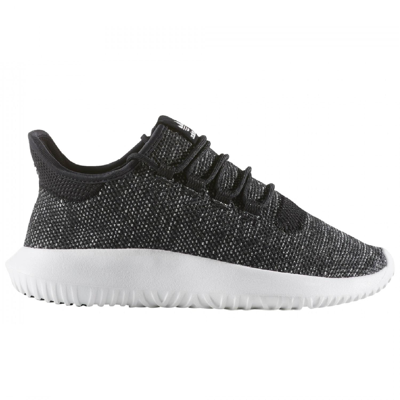 Details zu adidas Originals Tubular Shadow Knit Sneaker Kinder Schuhe schwarz weiß BY2220