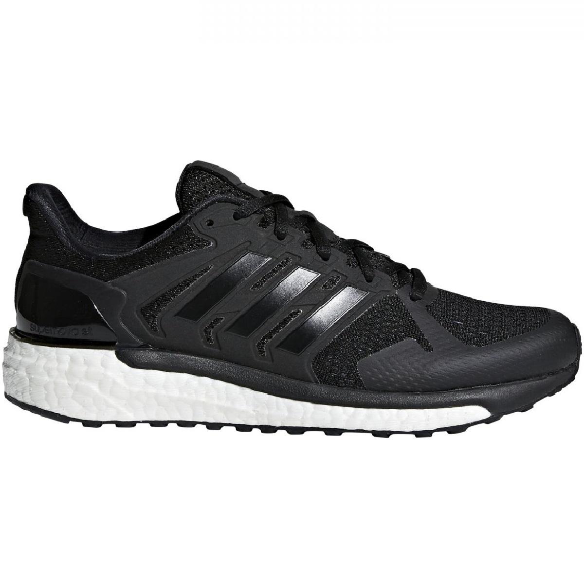 pretty nice 6cea8 f0907 adidas Supernova St Damen Laufschuhe Running schwarz weiß