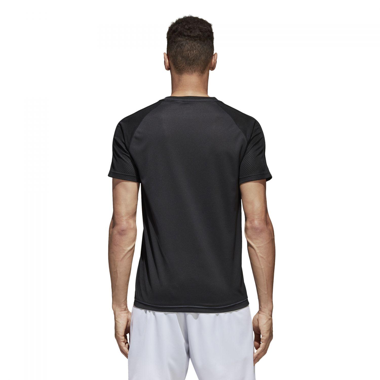 Details zu adidas Tiro 17 Trainings Jersey Herren T Shirt Trainingsshirt schwarz AY2858