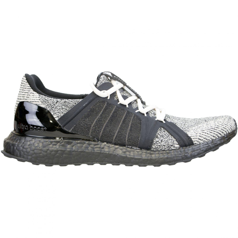 online store 53724 f1afb adidas Ultra Boost Damen Laufschuhe Stella McCartney schwarz weiß