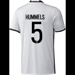 adidas DFB Deutschland Home Trikot Kinder Hummels EM 2016