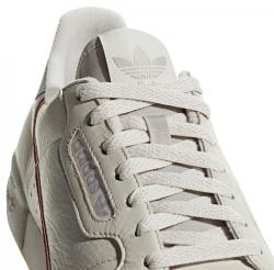 Details zu adidas Originals Continental 80 Sneaker Herren Schuhe beige BD7606