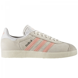 Details zu adidas Originals Gazelle Sneaker Damen Freizeitschuhe grau rosa Lifestyle BY9035