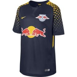 Nike RB Leipzig Kinder Auswärtstrikot Away 2017/2018 blau gelb