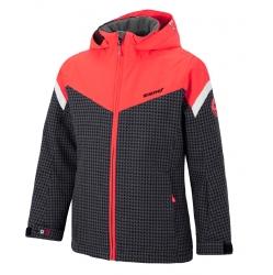 Pepita 984 Details Winterjacke Amatie 167908 Kinder Skijacke Zu Grau Ziener mwnONv80
