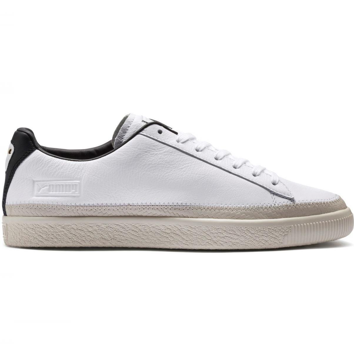 Details zu Puma Basket Trim Sneaker Herren Schuhe Freizeitschuhe Lifestyle  369641-01